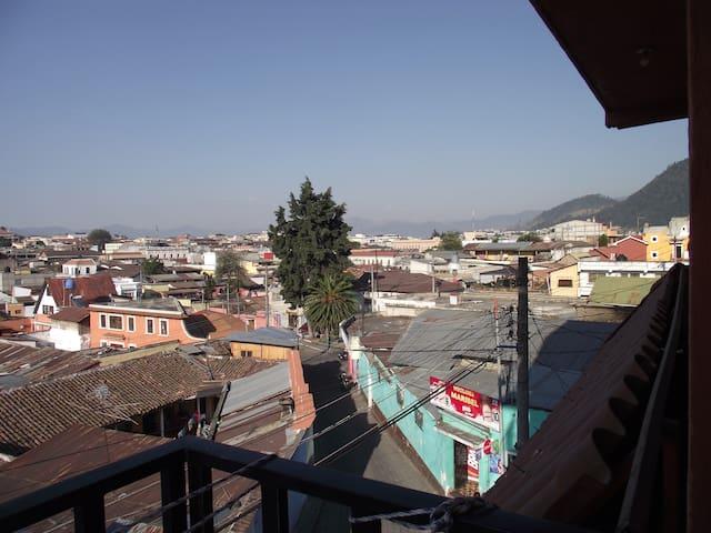 One bedroom apartment with city view. - Quezaltenango - Byt