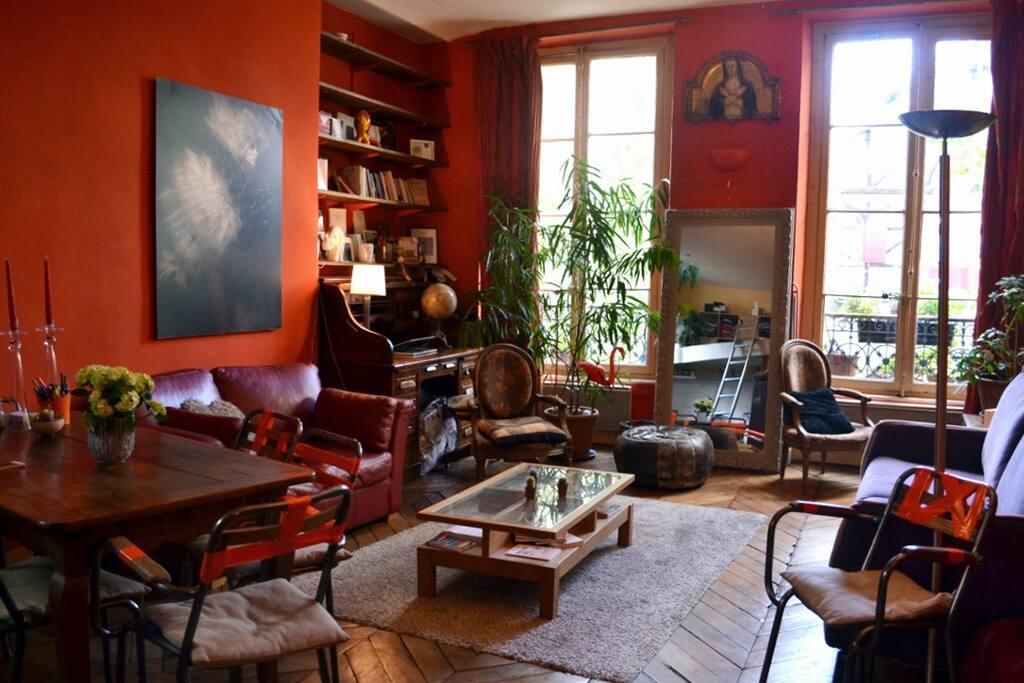 Magnifique studio 40m spacieux calme et lumineux - Appartement spacieux lumineux en suede ...