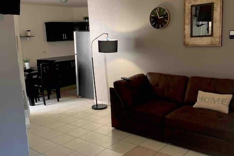 Siéntete en casa cómodo y acogedor  apartamento !!