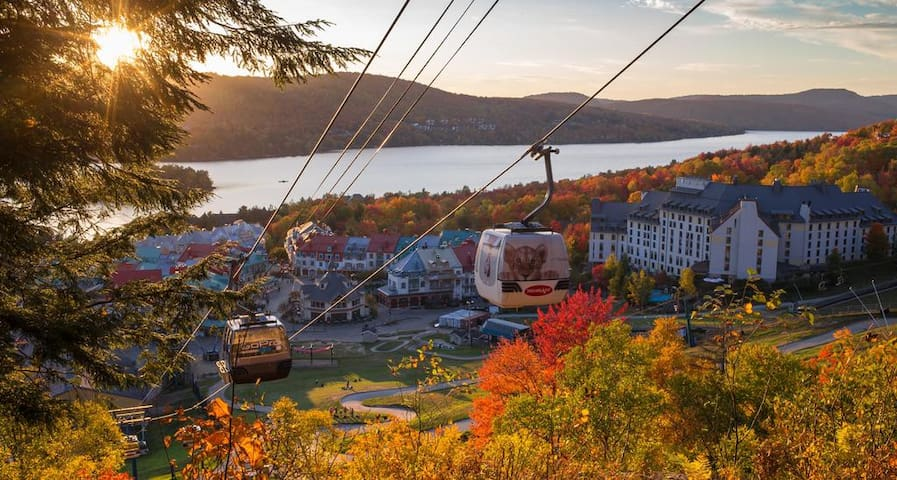 PERFECT GETAWAY IN MONT-TREMBLANT !!!