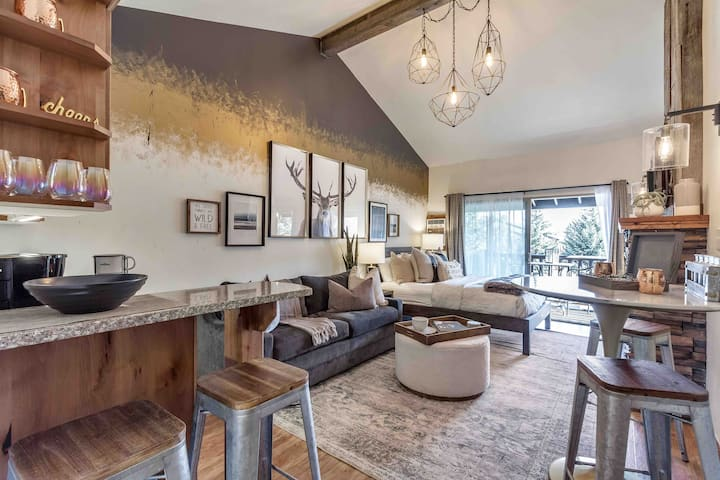 *New Listing* The Studio at Prospector - Park City