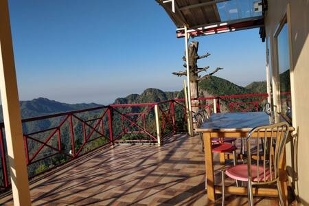 Morning Breeze Homestay @Kanatal, Uttarakhand