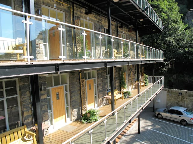 Croft Mill -Textile Mill Conversion - Hebden Bridge - Leilighet
