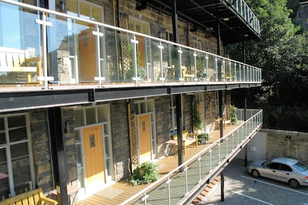 Croft Mill -Textile Mill Conversion - Hebden Bridge