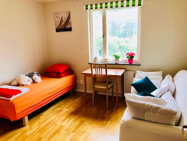 Private Room For rent near Stockholm city 2