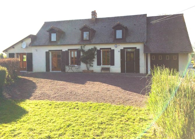 Lovely country cottage in Normandy - Cavigny - House