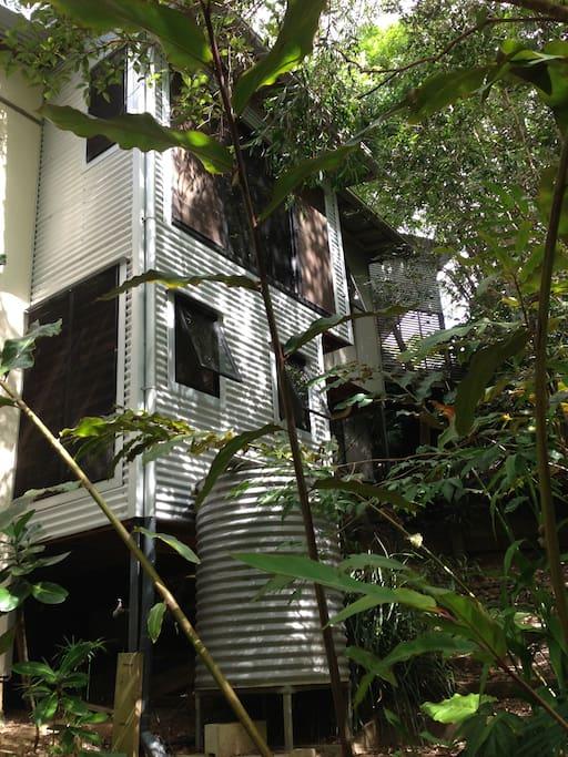 Whipbird Tree House