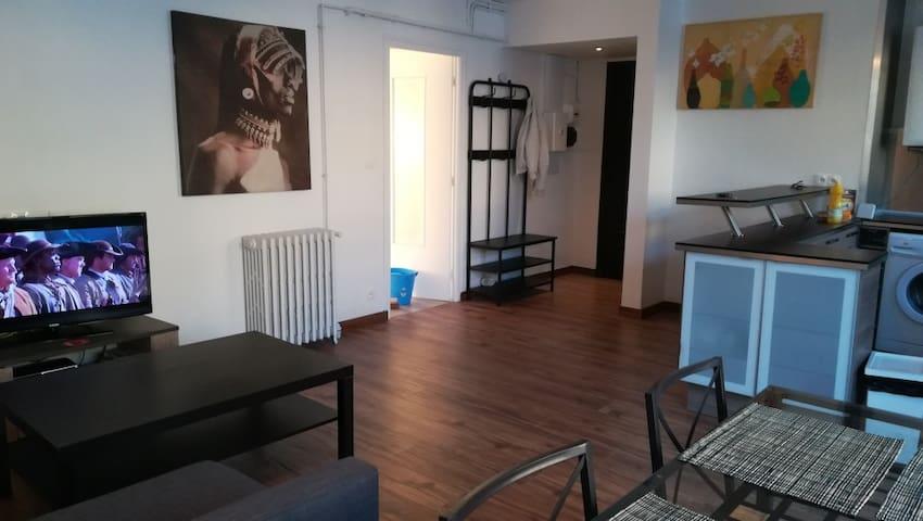 Bel appartement hyper centre