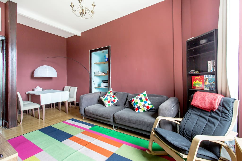 New! Leith Dalmeny St. spacious apt - Apartments for Rent in ...