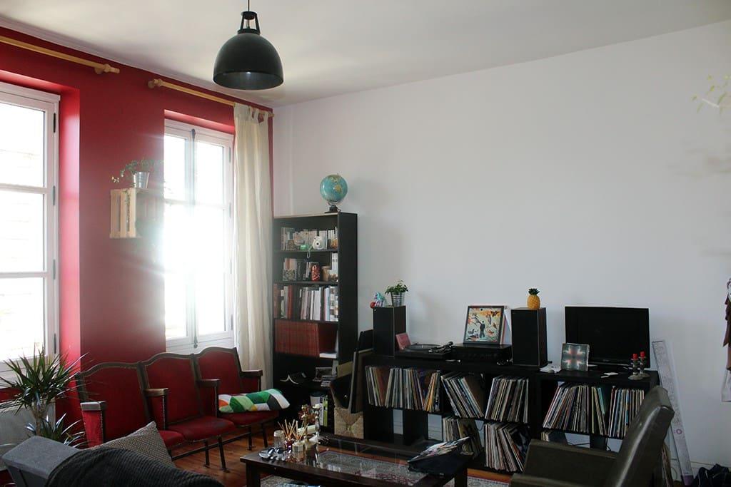 Appartement centre historique avec chambre appartements for Appartement bordeaux 5 chambres