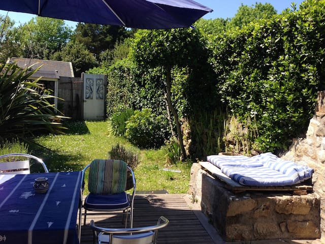 Charmante maison bretonne - Île-d'Arz