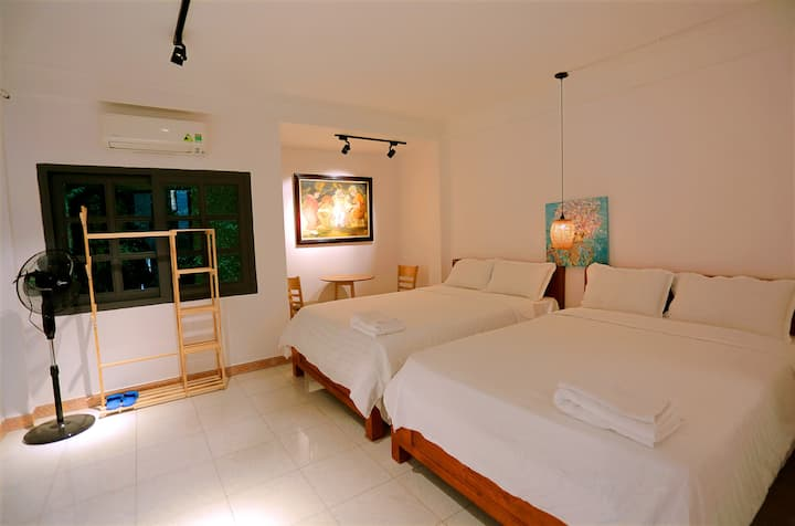 T&M House Nha Trang - Deluxe Twin Room 02