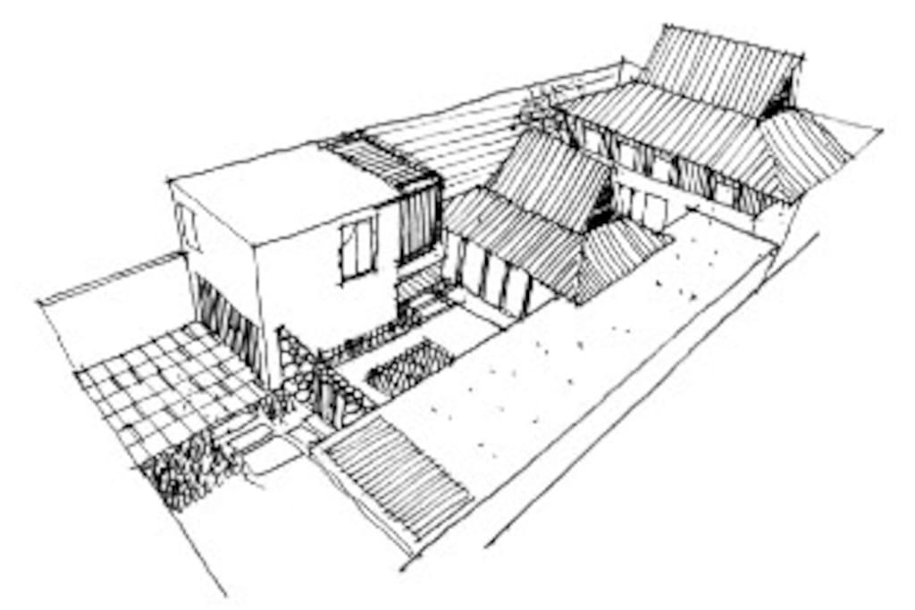 Onoma Villa - thai inspired architecture