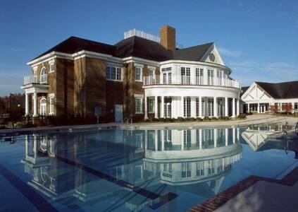 Williamsburg Plantation: 4-Bedrooms / 4 Baths - Вильямсбург - Таунхаус