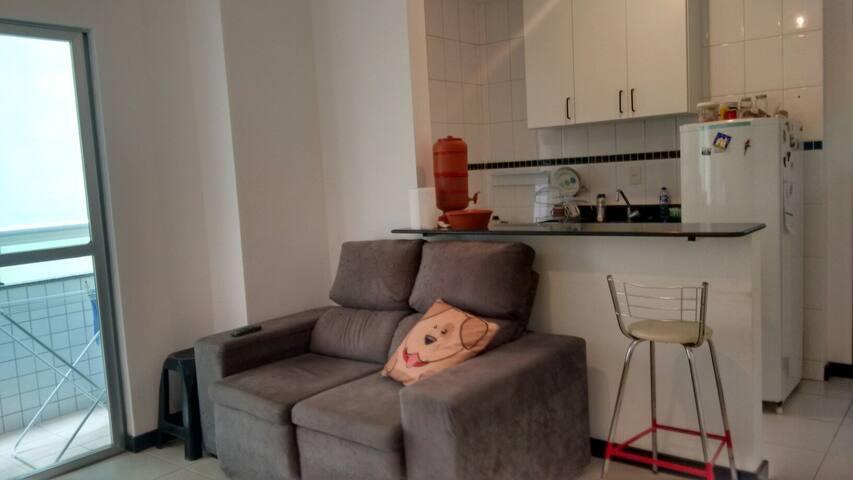 Apartamento novo, central e confortável! - Viçosa - Wohnung