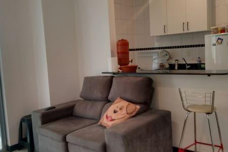 Apartamento novo, central e confortável! - Viçosa