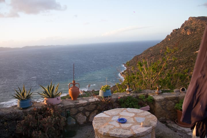Hilltop Traditional Cretan Cottage