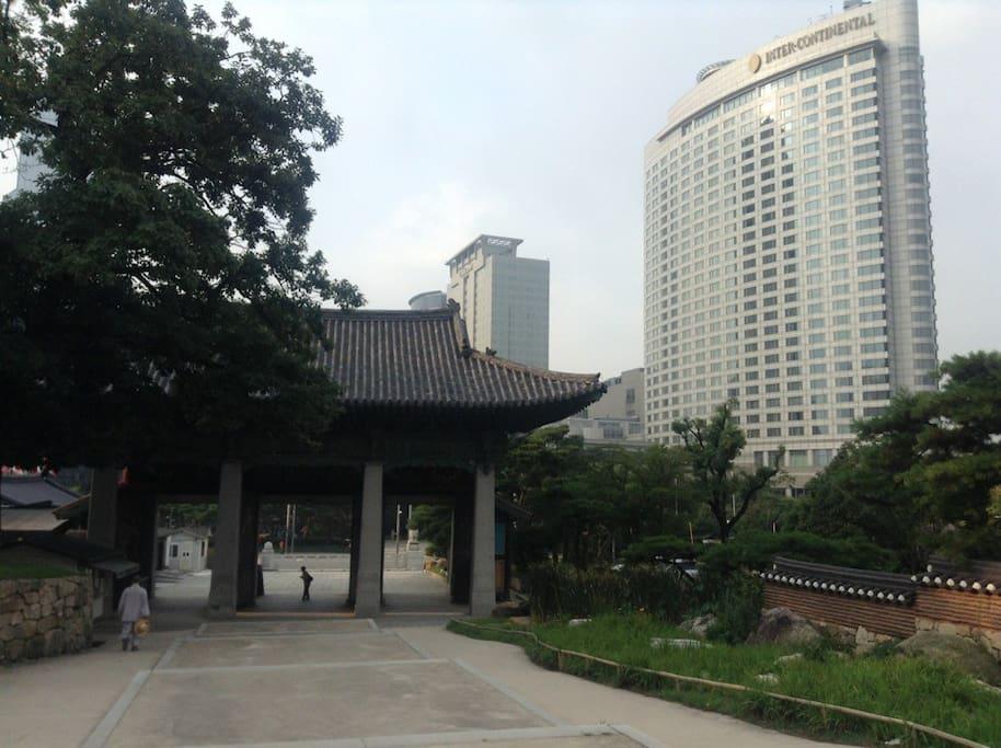 인터컨티넨탈 서울 코엑스의 사진