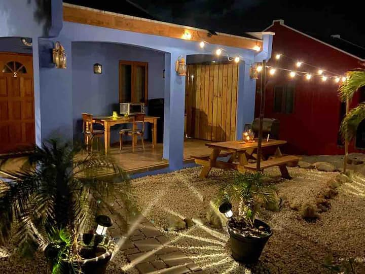 Blue Casita + Free Car Rental for your entire stay