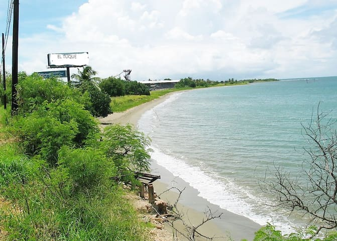 Best beach in Ponce. Road #2 Km 221 Ponce, PR Parking $ 3 /day