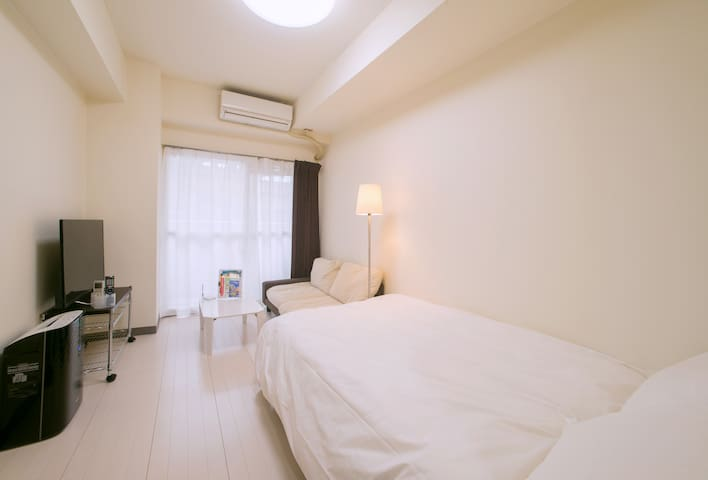 Nagoya Sta. walk 15 min!Bike!WiFi! clean room!