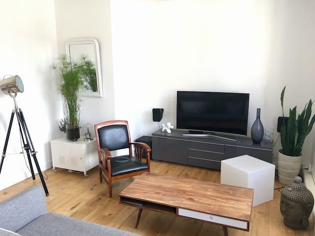 Appartement T3 hyper centre lumineux - Rennes - Leilighet