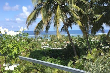 Ti Kaz CocoLagon Bungalow 3*** vue sur le lagon