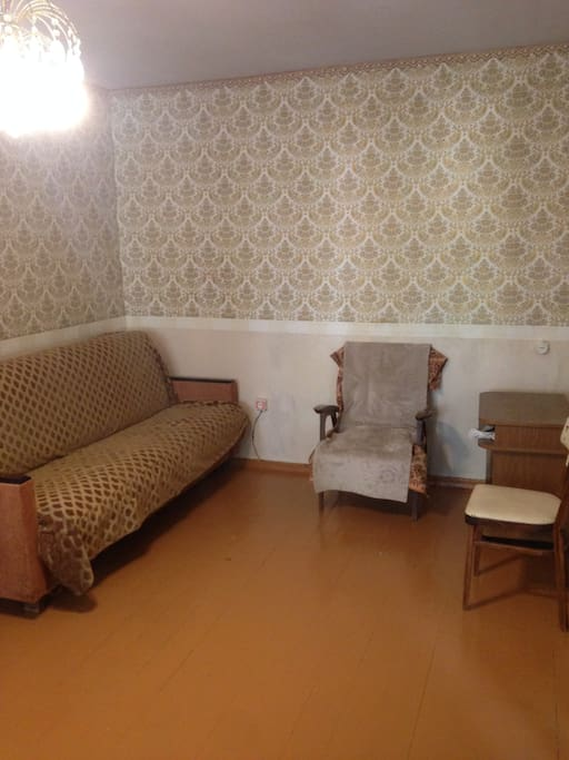 main room/главная комната