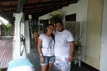Accogliente B&B nella vivace Bahia