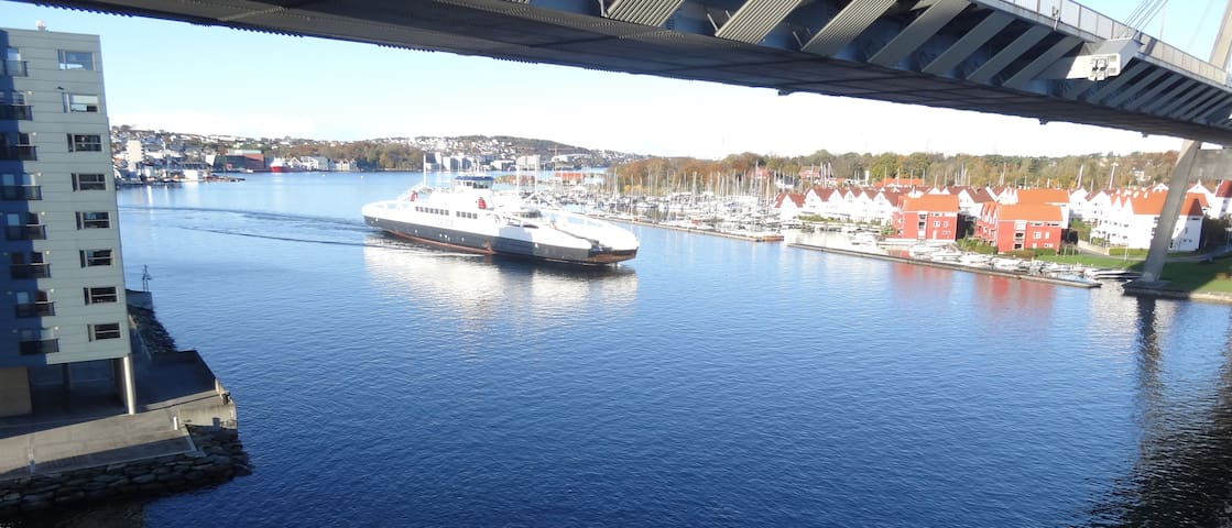 Modern apartment - Perfect location - Stavanger - Daire