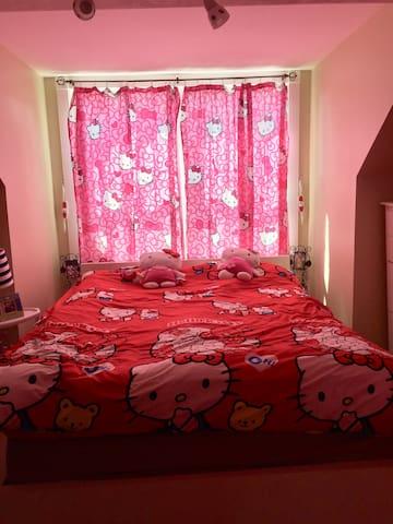 Disney+ Hello Kitty Themed Place