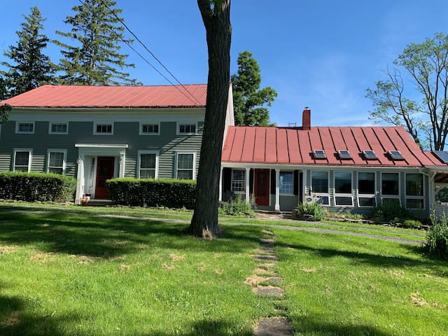 Room in Historic House near Windham Mountain!