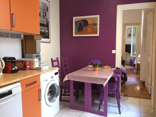 Splendid apartment in the heart of Paris
