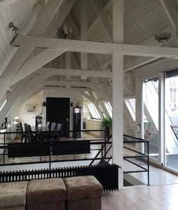 Duplex dakappartement centrum Antwerpen - Anvers - Appartement
