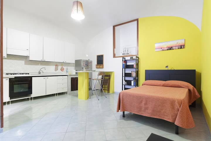 Flat near Naples (clear, wifi) - San Giorgio a Cremano - Apartment