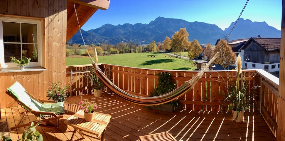 "Apartment ""pure erholung"" / ""pure relaxation"" - Schwangau - Byt"