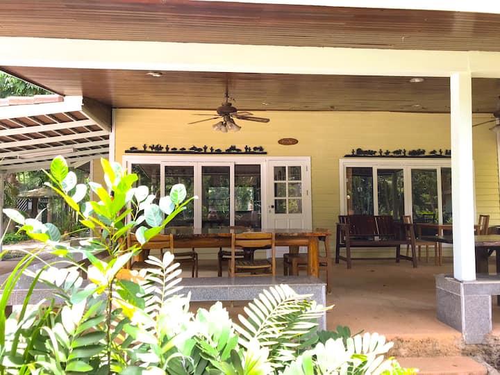 บ้านพักในโบนันซ่าเขาใหญ่ House at bonanza Khao Yai