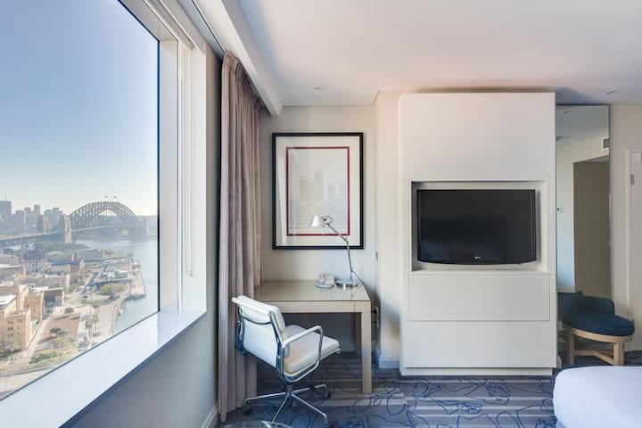 Show prices  Deluxe King or Twin Room with Partial Bridge View