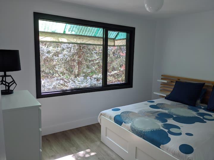 Belle chambre dans appartement entièrement rénové