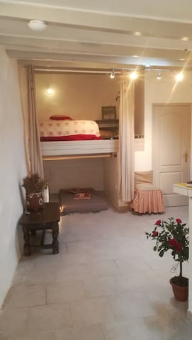 charmant studio au coeur du village