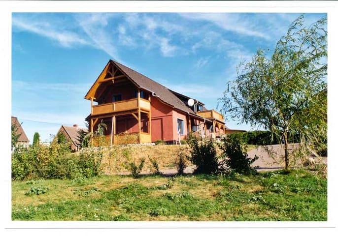 Ferienhof Arkadia Wohnung 3 - Lancken-Granitz - Apartamento