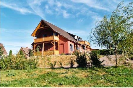 Ferienhof Arkadia Wohnung 3 - Lancken-Granitz