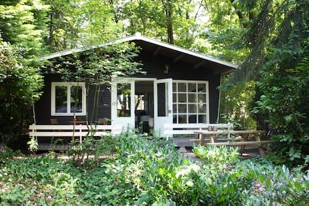 Cozy chalet near Maastricht - Sommerhus/hytte