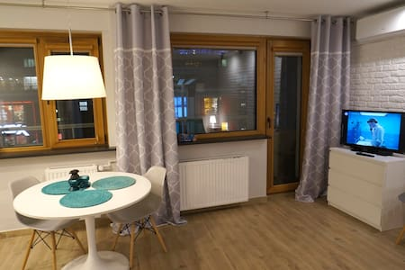Air-conditioned apartment  Chmielna 2