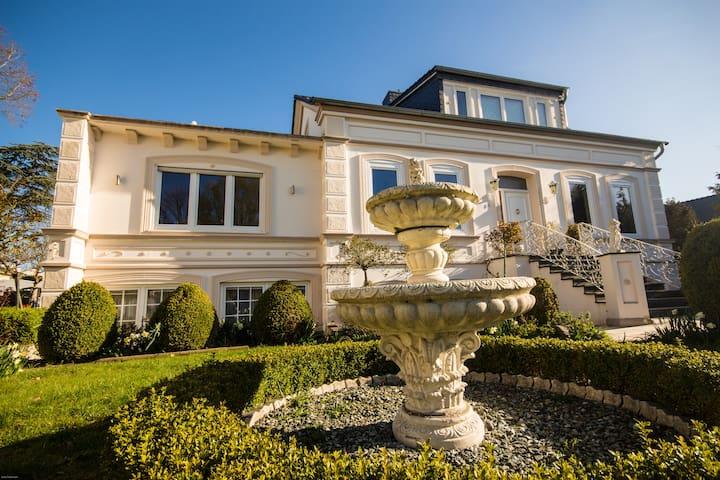 Villa Rosengarten App. Zwergenfee