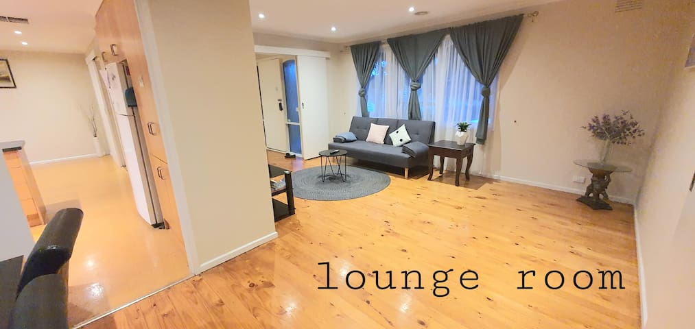 single privated room in most comfort&convinience