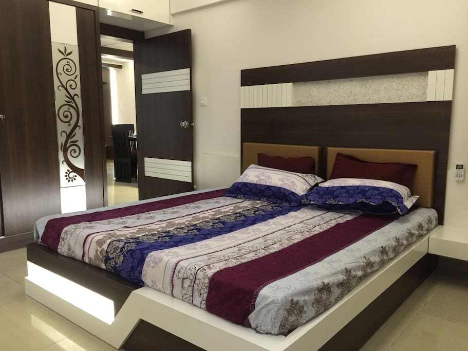 Fully Furnished Apartment Apartments For Rent In Rajkot