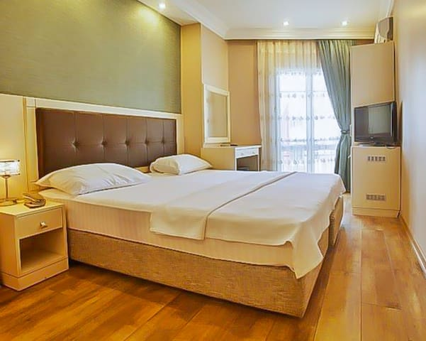 Double Room | Buyukada Princess Hotel