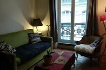 Appartement à République