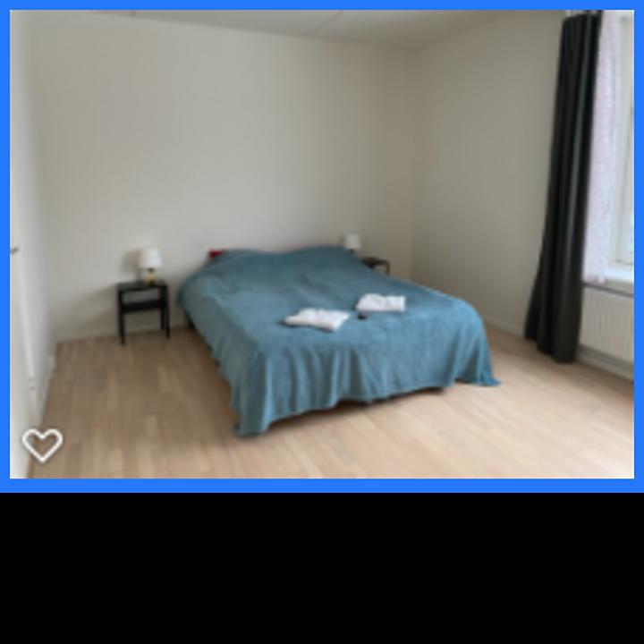Lyst værelse, 5,6 km fra indre København.